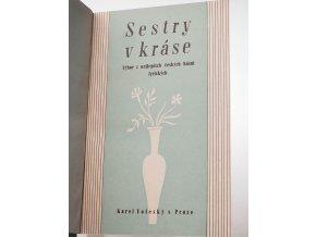 Sestry v kráse : výbor z nejlepších českých básní lyrických