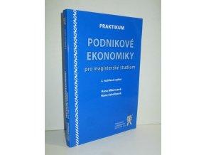 Praktikum podnikové ekonomiky pro magisterské studium