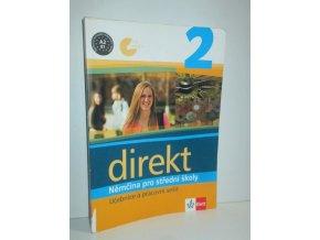 Direkt 2 + CD : němčina pro střední školy