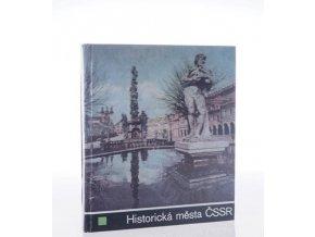 Historická města ČSSR