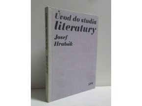 Úvod do studia literatury