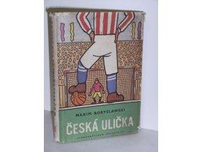 Česká ulička (1957)