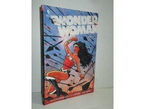Wonder Woman : Kniha první Krev