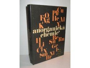 Anorganická chemie pro střední průmyslové školy nechemického zaměření