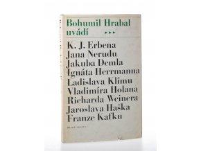 Bohumil Hrabal uvádí : Výbor z české prózy