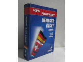 Velký německo-český slovník : pravidla nového pravopisu