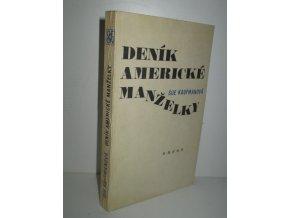 Deník americké manželky (1974)