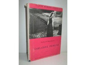 Šarlatové písmeno (1946)