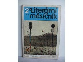 čas.Literární měsíčník 1988 /2 a 4