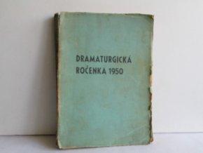 Dramaturgická ročenka 1950
