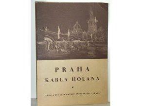 Praha Karla Holana