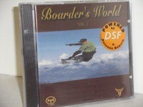 Boarder's World  Vol.I