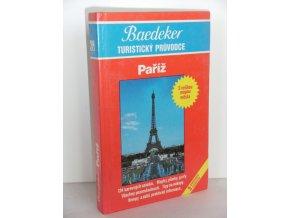 Paříž : Baedeker - Turistický průvodce