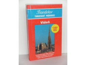 Vídeň : turistický průvodce Baedeker