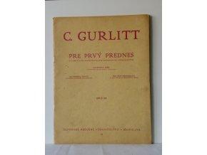 C.Gurlitt-pre prvý prednes opus 210