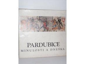 Pardubice minulosti a dneška : 1602-1972 : Obrazy, kresby, grafika : Katalog výstavy, Pardubice 1972