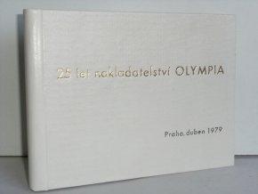 25 let nakladatelství OLYMPIA