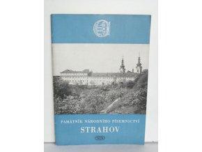 Památník národního písemnictví Strahov