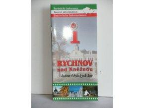 Rychnov nad Kněžnou...brána Orlických hor: Turistické informace