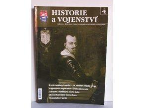 Historie a vojenství ročník LVI, číslo 4