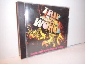 Rare '60s Psychedelic Texas: Trip to the Psychedelic World