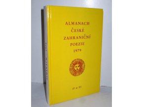 Almanach české zahraniční poezie 1979