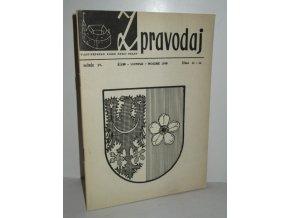 Zpravodaj vlastivědného klubu okolí Prahy. Roč. 4. 1968, Čís. 10-12