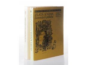 Zlatá kniha historických příběhů (2sv)