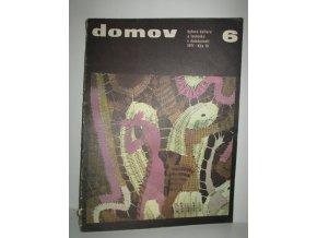 Časopis Domov 6/1971