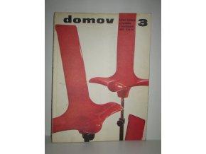Časopis Domov 3/1973