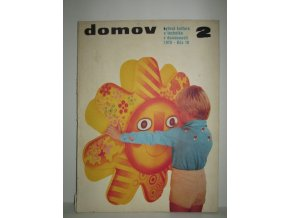 Časopis Domov 2/1978