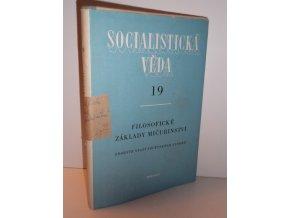 Filosofické základy mičurinství : sborník statí sovětských autorů