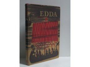 Edda : bohatýrské písně