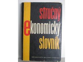 Stručný ekonomický slovník