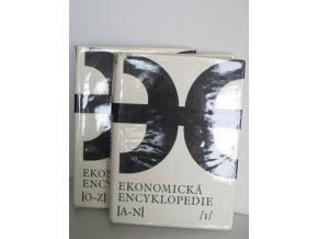 Ekonomická encyklopedie (2 sv)