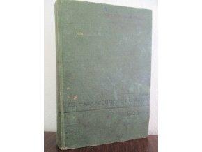 Seznam přípravků vyráběných závody ministerstva zdravotnictví a ministerstva chemického průmyslu : (Rok 1954)