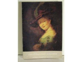 Drážďanská galerie : Sbírka starých mistrů