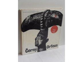 Černý Orfeus : moderní poezie tropické Afriky
