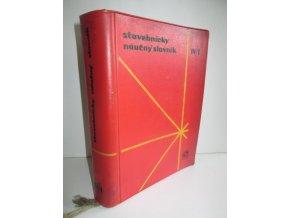 Stavebnícky náučný slovník. 4. zv, Konštrukcie