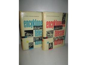 Encyklopedie tělesné kultury. (2sv)