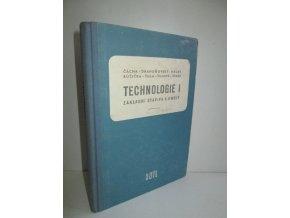 Technologie : Učeb. text pro 1. roč. prům. škol staveb. : Určeno projekčním technikům a technikům v přípravě a na stavbě pozemích staveb. 1. díl, Základní staviva a hmoty