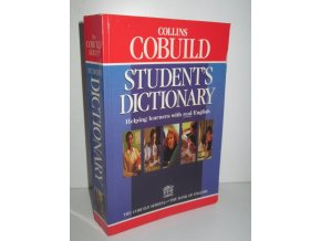 Collins COBUILD student's dictionary : helping learners with real English