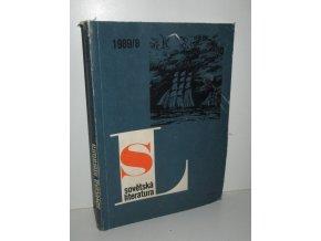 čas.Sovětská literatura 1989/8