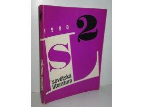 čas.Sovětská literatura 1990/2