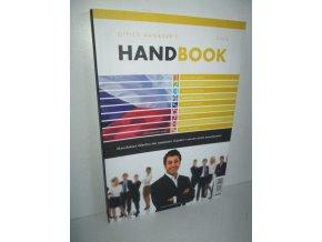Handbook:Manažerská příručka,ucelený přehled dodavatelů a nabídka trhu