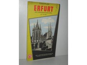 Erfurt : Standplan