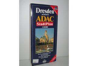 Drasden mit Radebeul : ADAC StadtPlan