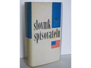 Slovník spisovatelů : Spojené státy americké