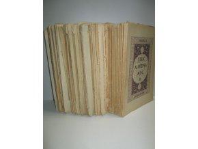 Kniha Tisíce a jedné noci. Díl II-VI