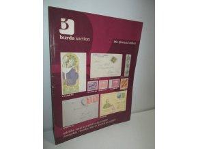20. písemná aukce : Burda auction